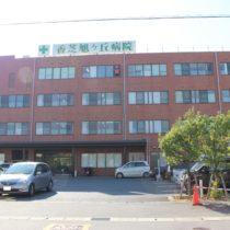 香芝旭ケ丘病院(周辺)