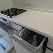 ガスコンロ、食器洗浄機